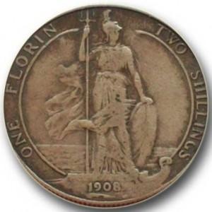 Florin Rare British Coins